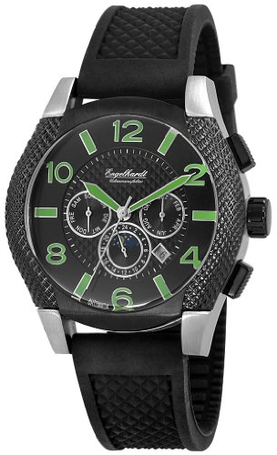 Engelhardt Men's Automatic Watch 387721129016 with Leather Strap