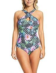 Zoggs Women's Mystique Classicback One Piece Swimsuit