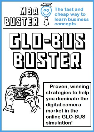 GLO-BUS Buster (MBA Buster) (English Edition)