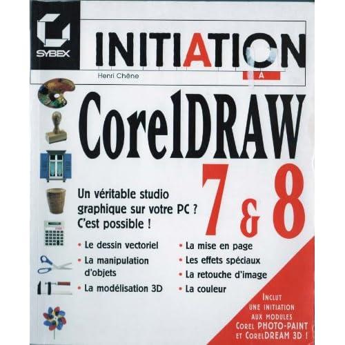CorelDRAW 7 et 8