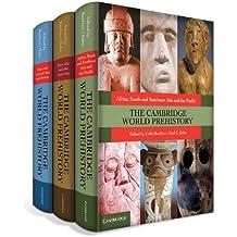 The Cambridge World Prehistory 3 Volume HB Set