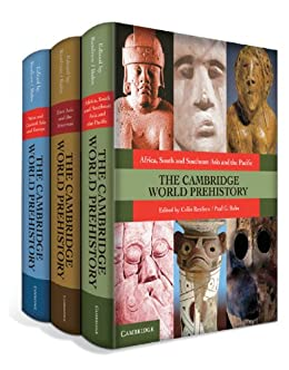The Cambridge World Prehistory (English Edition) eBook: Colin ...