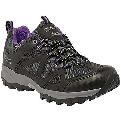 Regatta Womens/Ladies Gatlin Low Waterproof Padded Walking Shoes