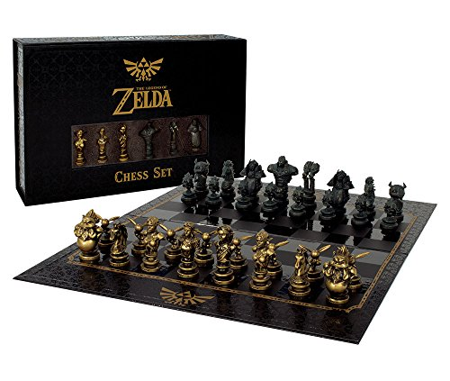 The-Legend-of-Zelda-Chess-Board-Game