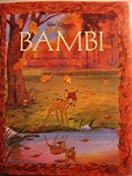 Walt Disney's Bambi (Illustrated Classic Series) by Joanne Ryder (1993-11-02)
