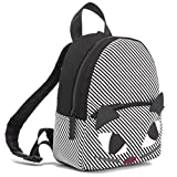 LULU GUINNESS Kooky Cat Stripe Kooky Cat Backpack NEW with Tags