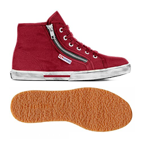 Sneakers - 2224-cotdu RED CERISE