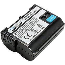 Batería para Nikon D7500, 1900mAh