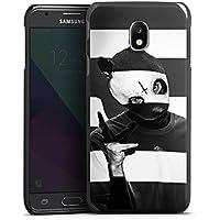 Samsung Galaxy J3 2017 Hülle Case Handyhülle Cro Merchandise Fanartikel Crogestreift