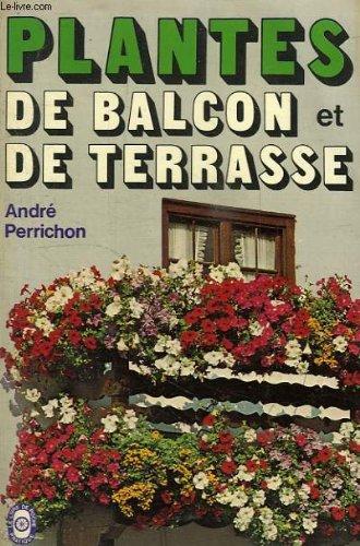 Les Plantes de balcon et de terrasse