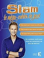 Slam, le méga-cahier de jeux de Sylvain COLLECTIF