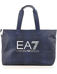 Emporio Armani , Sac pour homme à porter à l épaule Bleu bleu CM 50 0226ff792be