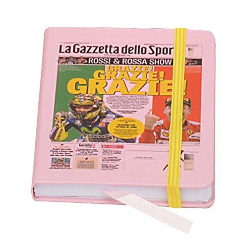 Fiori Paolo Schultaschen-Set, Rosa/Giallo/Rosso (Rosa) - GZ403/VF