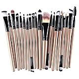 99L'amour Pinceau de maquillage pas cher de haute qualité,Professional 20Pièces...