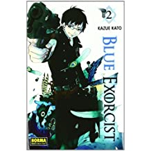 BLUE EXORCIST 02 (CÓMIC MANGA)