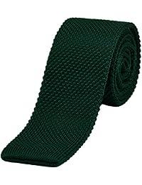 Cravatta DonDon Uomo retro 5 cm di larghezza e915f2bb53ff