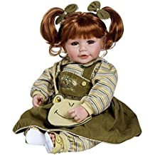 Adora 20 inches Baby Doll Froggy Fun Red Hair/Green Eyes by Adora