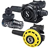 SCUBAPRO - Atemregler-Set MK25EVO DIN A700 Carbon BlackTech mit R195