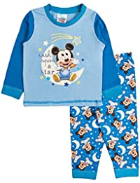 Disney Mickey Mouse Cute Baby Boys Pyjamas