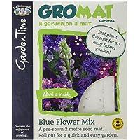 GroMat 25158 Mr Fothergill's Blue Mix Seed Mat