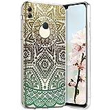 Culo Ooboom/® Huawei P8 Lite 2017 Funda TPU Silicona Mate Caucho Suave Gel Case Cover Bumper Carcasa Cubierta Ultra Delgado para Huawei P8 Lite 2017