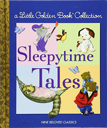 Sleepytime tales.