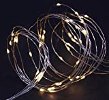 Noma Guirnalda de 50 Luces LED multifunción de Alambre de Cobre Solar