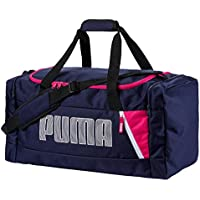 Puma Fundamentals Sports M II Bag, Unisex Adulto, Peacoat/Beetroot Purple, OSFA
