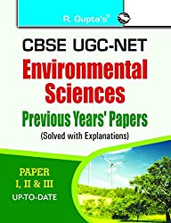 UGC-NET Environmental Sciences Previous Years Papers: Previous Years' Papers Solved