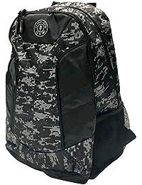 1afa94f9e8c2 Golds Gym Camo Print Rucksack Backpack Gym Fitness Travel Training Workout  Bag