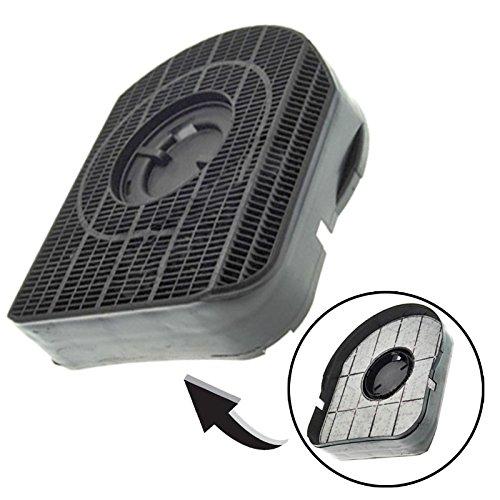Spares2go Tipo 200gris carbono filtro para Ariston Cocina Extractor de ventilación Campana