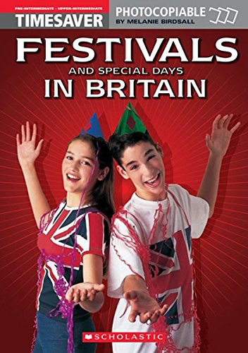 Festivals and Special Days in Britain par Melanie Birdsall