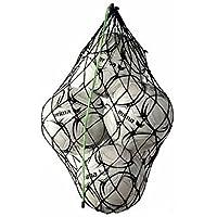 Coas Filet pour Ranger Les Ballons, Noir, Taille Unique