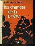 Telecharger Livres Les chances de la priere (PDF,EPUB,MOBI) gratuits en Francaise
