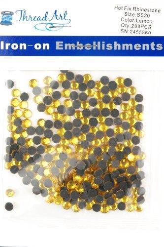 Hot Fix Strass-6SS, 10SS, 16SS, Kristallgröße SS20, 30SS-32Farben-Get 10% OFF 5oder mehr Pakete -