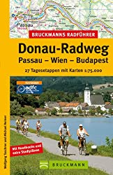 Bruckmanns Radführer Donau-Radweg