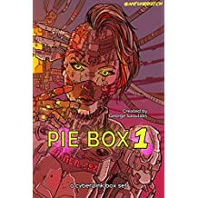 Pie Box 1 (Cyberpink Box Set) (English Edition)