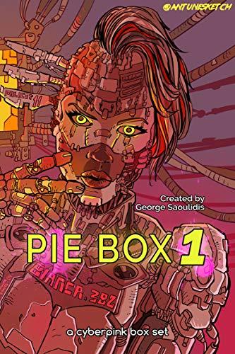 Pie Box 1 (Cyberpink Box Set) (English Edition) (Pie Box)