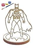 Batman - Cartoon Characters - Art Craft Set for Kids - NEW BRAND