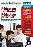 Réussite Concours Rédacteur territorial Rédacteur principal catégorie B. 2017-2018 Nº59...