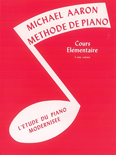 Michael Aaron Piano Course  Book 2