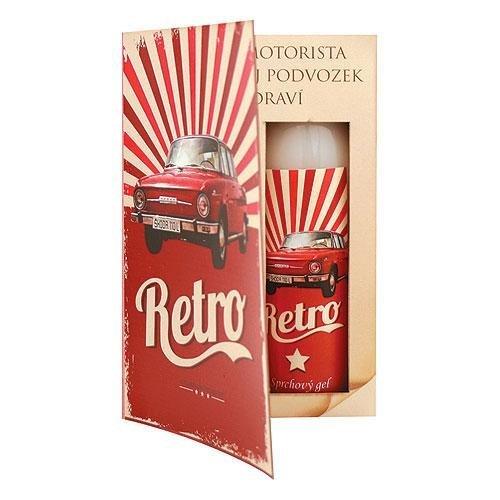 Paquete regalo hombres Retro Skoda Original, puro