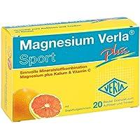 Magnesium Verla plus Granulat 20 stk preisvergleich bei billige-tabletten.eu