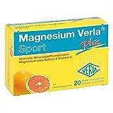 Magnesium Verla plus Granulat, 20 St. Beutel