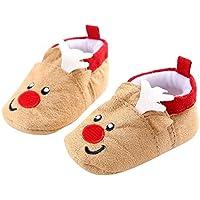 Primeros Pasos Zapatos De Bebé EUZeo Nieve Niño Niña Zapatillas de Bebé Antideslizante de hasta Zapatos Otoño Invierno Moda Suave Suela Recien Zapatos 0-18 Mes