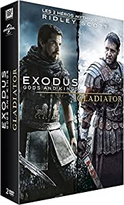 Ridley Scott : Exodus : Gods and Kings + Gladiator [Édition Limitée]