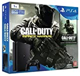 PlayStation 4 Slim (PS4) 1TB - Consola + COD: Infinity Warfare - Legacy Edition