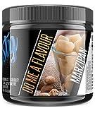 BlackLine 2.0 - Flasty's Geschmackspulver. Kalorienarmes Lebensmittelaroma. Flavor Pulver Aspartamfrei und Laktosefrei. 1 x 250g (Marzipan)
