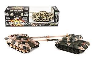 Reel Toys Reeltoys2108 - Modelo de Tanque de Combate