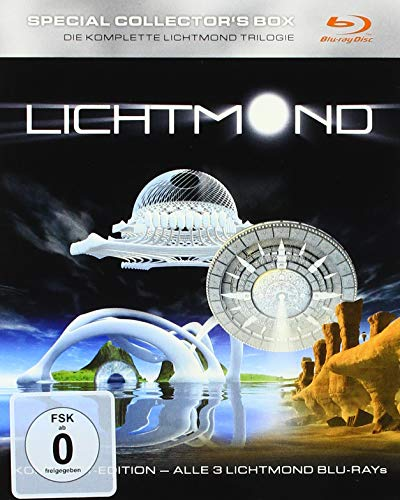 Special Collector's Box (Blu-Ray Lichtmond 1-3)